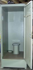 Μobile ecological toilets