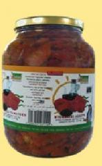 Λιαστή ντομάτα σε συσκευασιες Βαζο 3200 ml, 2500