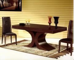 Τραπέζι από ξύλο δρυς Mirror