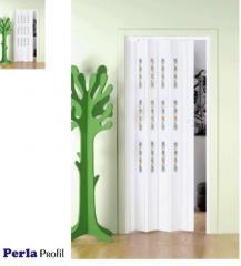 Πτυσσόμενες πόρτες για να τοποθετούντε σε
