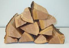 Κάρβουνα και ξύλα