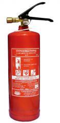 Πυροσβεστήρες Αφρού για Λίπη & Έλαια