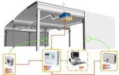 Συστημα θερμανσης με διαμηκη σωληνωτα κατοπτρα