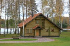Ξύλινη κατοικία