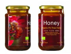 Organic Fir tree Greek Honey