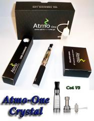Case of electronic atomizer set ''Atmo -
