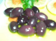 Brine cured olives for export