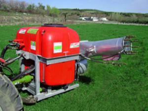 Spraying machines