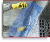 Μεμβράνες κεραμοσκεπών προστατεύουν από τη βροχή