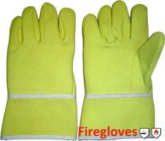 Γάντια Χυτηρίου Para-Aramid