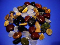 Φυσικές επεξεργασμένες πέτρες, Tumbledstones,