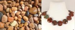 Jaspis tumbled stones,tumbled stones iaspis