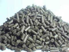 Πελέτες καυσίμου από φλοιό ηλίανθου