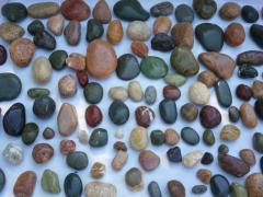 Βότσαλα θάλασσης, Sea pebbles, Seekiesel, Mer