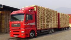 Kατασκευή ξύλινων παλετών  και κατασκευή ξύλινων