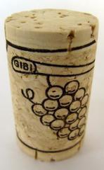 Πώματα Τεχνητού Φελλού  1+1 A 40X24 mm