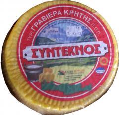 Γραβιέρα Κρήτης σκληρό τυρί