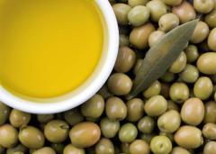 Πράσινες ελιές εξαιρετικής ποιότητας