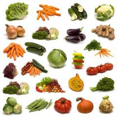 Λαχανικά φρέσκα