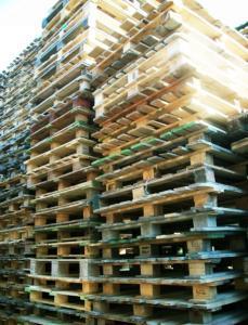 Πράσινες Παλέτες 110 x 130 Τύπου CP4 ή CP7