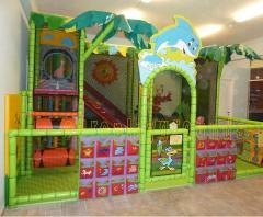 Παιδότοπος DOLPHIN BAY στη Σύρο