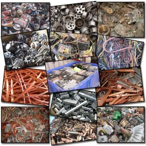 Second ferrous processed metals
