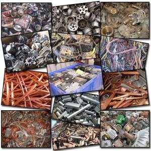 Ανακύκλωση Σκραπ Μετάλλων Τιμές