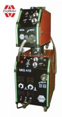 Double System Welding Machine MIG 410A 60%, 5