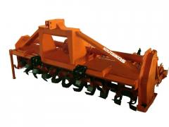 Power harrows and rototillers