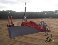 Ισοπεδωτηρας με συστημα laser