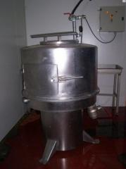 Paunch cleaning machine MPS-01