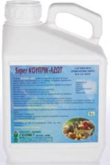 Liquid organic fertilizer