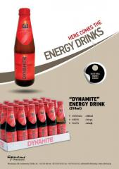 Dynamite Energy Drink 250ml