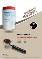Coffee Clean Powerfull cleanerfor espresso