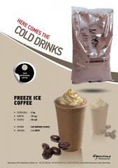 Freeze ice coffee