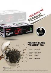 Μαύρο τσάι Premium Black Passion Tea