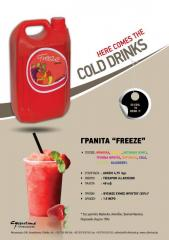 Granita Freeze Drinks
