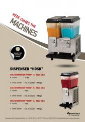 Cold Dispenser «Hosk»