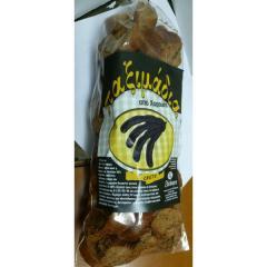 Wheat dried crust