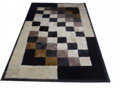 Sheepskin fur rugs