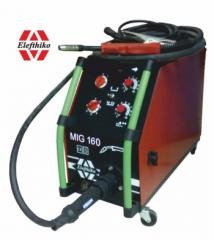 Welding Machine Mig 160A, 5 years warranty