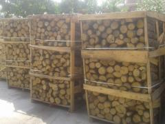 Firewood chopped