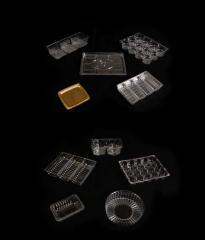 Tray - θήκες - παρεμβάσματα απο πλαστικό ασφαλή