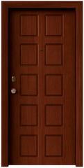 Θωρακισμένες πόρτες και Πόρτες εισόδου