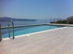 Sale luxury villa in evia greece