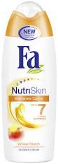 Aφρολουτρο 250ml σε δυο αρωματα  fa nutri skin