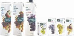 Organic Grape Juices 250ml and 1L
