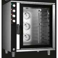 Κυκλοθερμικοί Φούρνοι MEGA 1040 INOX DIGITAL