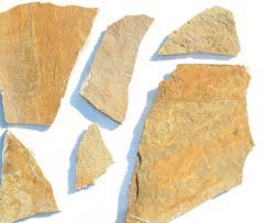 Πέτρα Ακανόνιστη Safrani