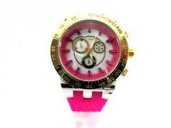 Ρολόι γυναικείο ρόζ
